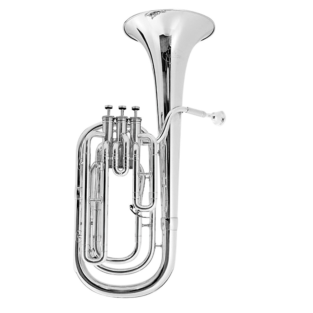 Besson BE1057 Performance Series Bb Baritone Horn BE1057-1-0 Lacquer by Besson