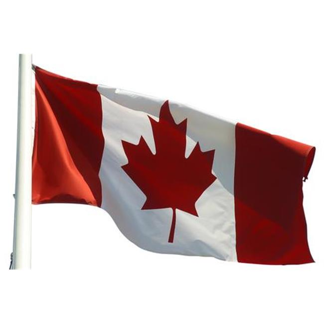 "Integrity Flags Canadian Flag 48"" x 72"" (34610) by Integrity Flags"