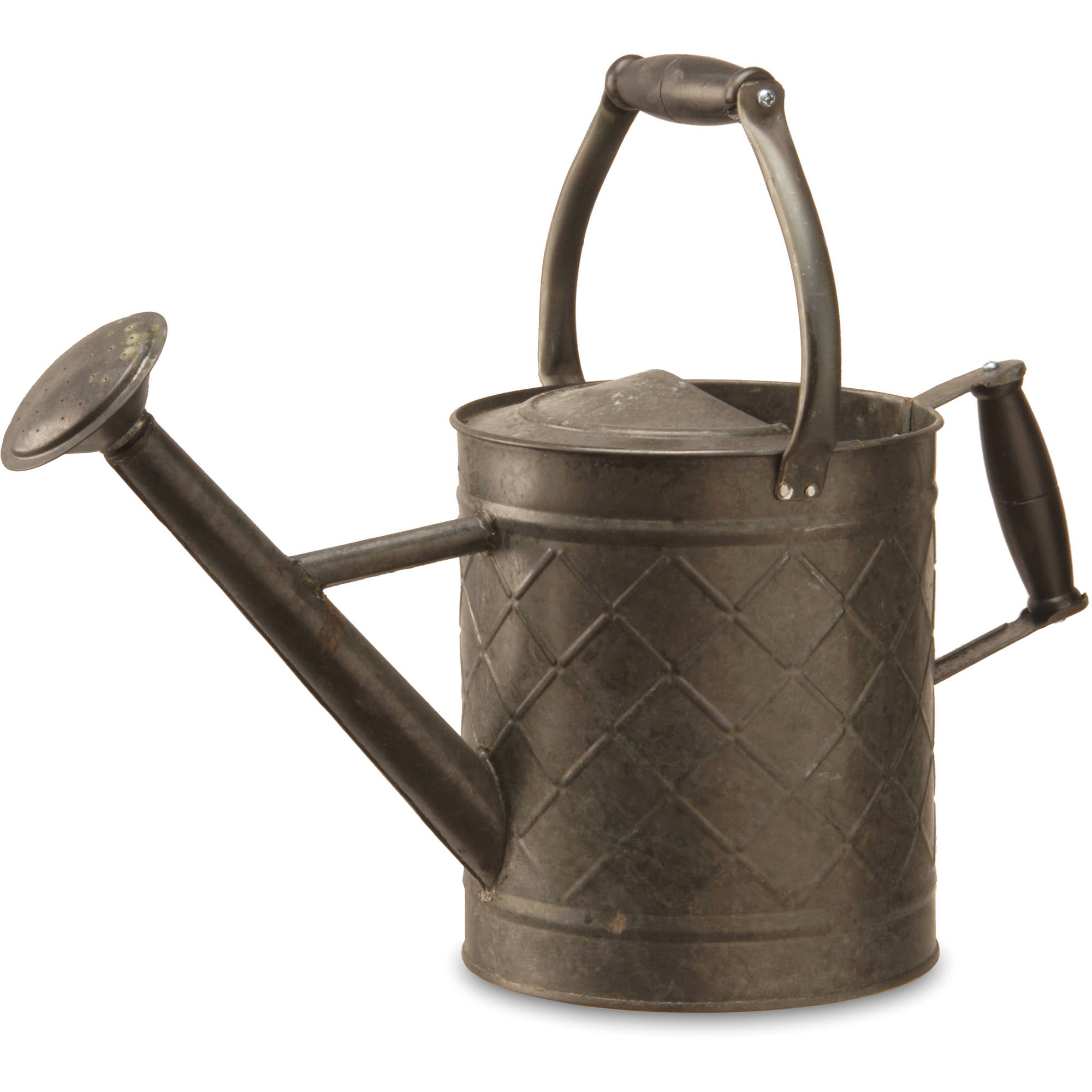 """12"""" Garden Accents Antique Watering Can by Garden Accents"""