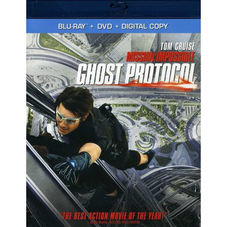 Mission: Impossible - Ghost Protocol (Blu-ray + DVD)](Ghost Of Tom Halloween Song)