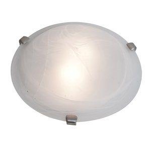 Access Lighting 2 Light Mona Flush Mount Ceiling Light 4.25H by Access Lighting