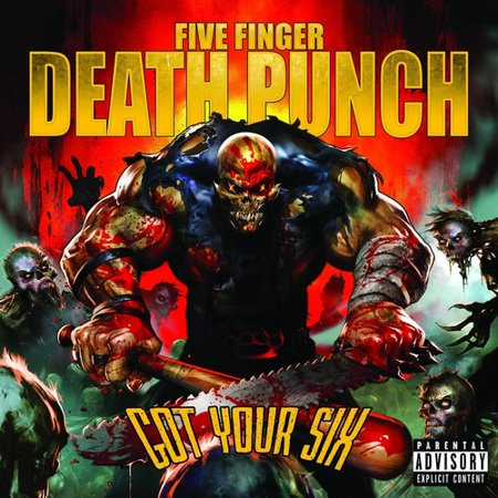 Got Your Six (explicit) (CD) ()