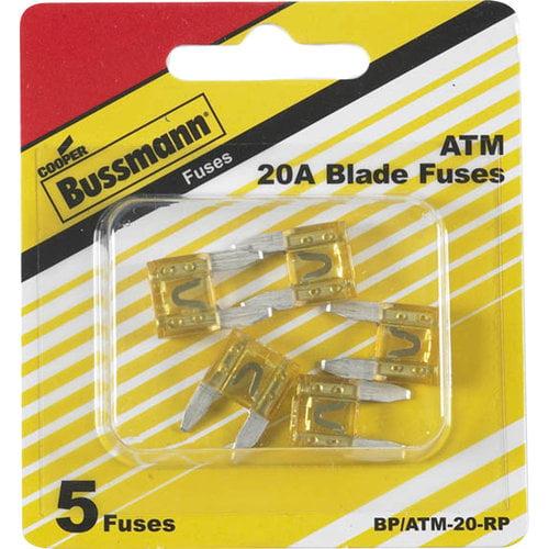 Cooper Bussmann Bp Atm-20-RP Fuse by Cooper Bussmann