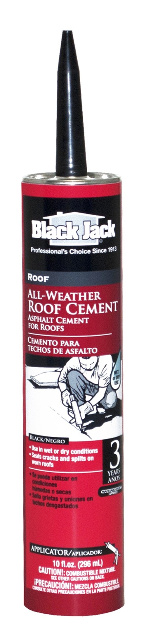 Black Jack All Weather Roof Cement ...