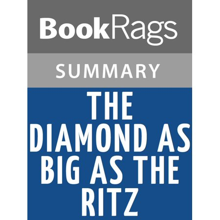 The Diamond as Big as the Ritz by F. Scott Fitzgerald l Summary & Study Guide -