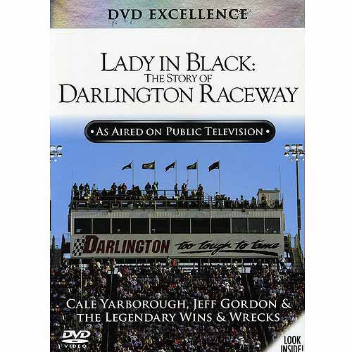 Lady In Black: The Story Of Darlington Raceway