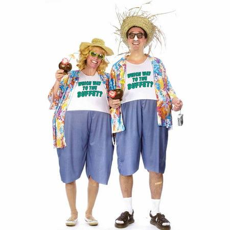 Tacky Traveler Men's Adult Halloween Costume