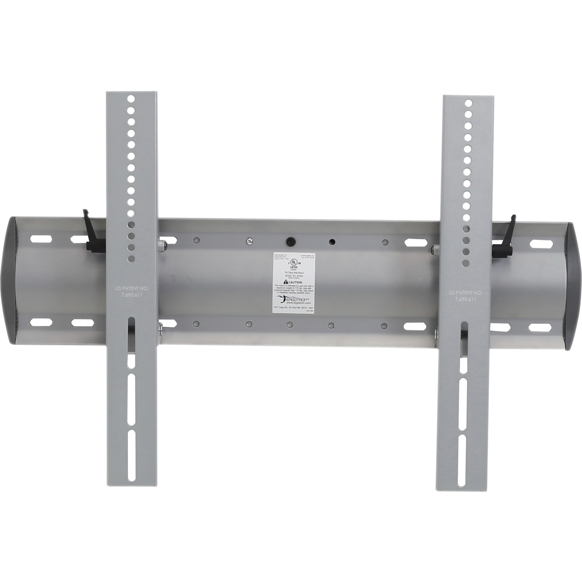 """Ergotron Wall Mount for Flat Panel Display - 32"""" Screen Support - (Refurbished)"""