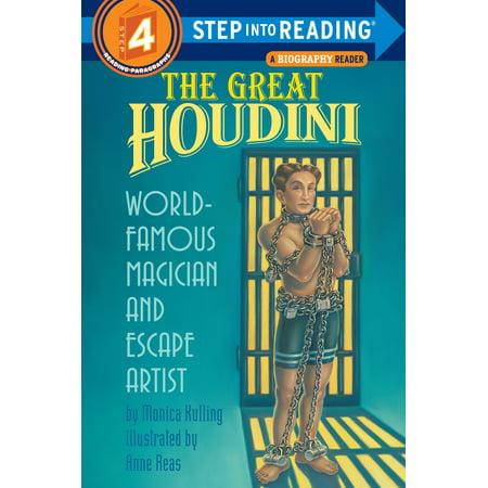 Great Magicians Set - The Great Houdini : World Famous Magician & Escape Artist