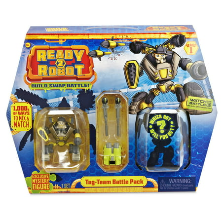 Ready2Robot- Battle Pack Tag Team