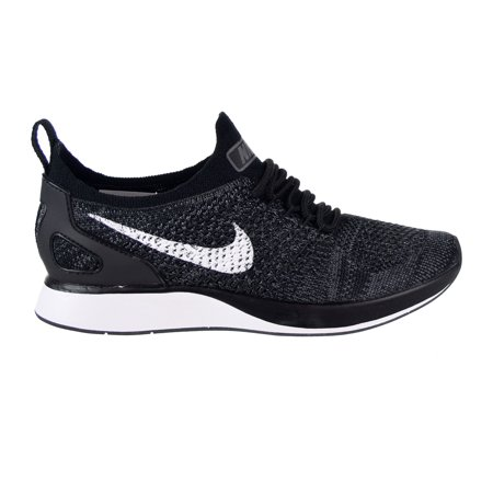 Nike AIR Zoom Mariah Flyknit Racer Women's Running Shoes Black/White/Dark Grey aa0521-006