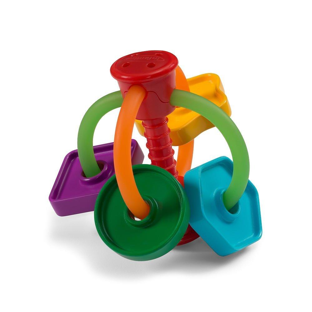 Infantino Easy-Grip Activity Rattle by Infantino