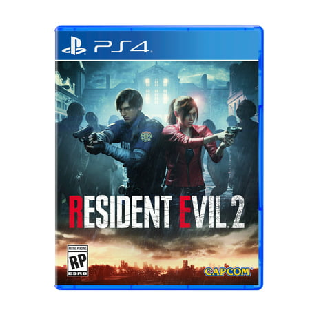 Resident Evil 2, Capcom, Playstation 4, 013388560523