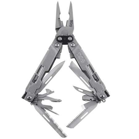 SOG PowerAccess Deluxe Multi Tool with Hex Bit Kit