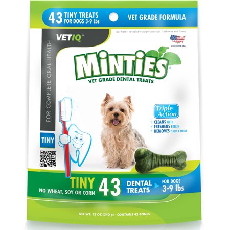 Minties Dental Treats Tiny Dogs