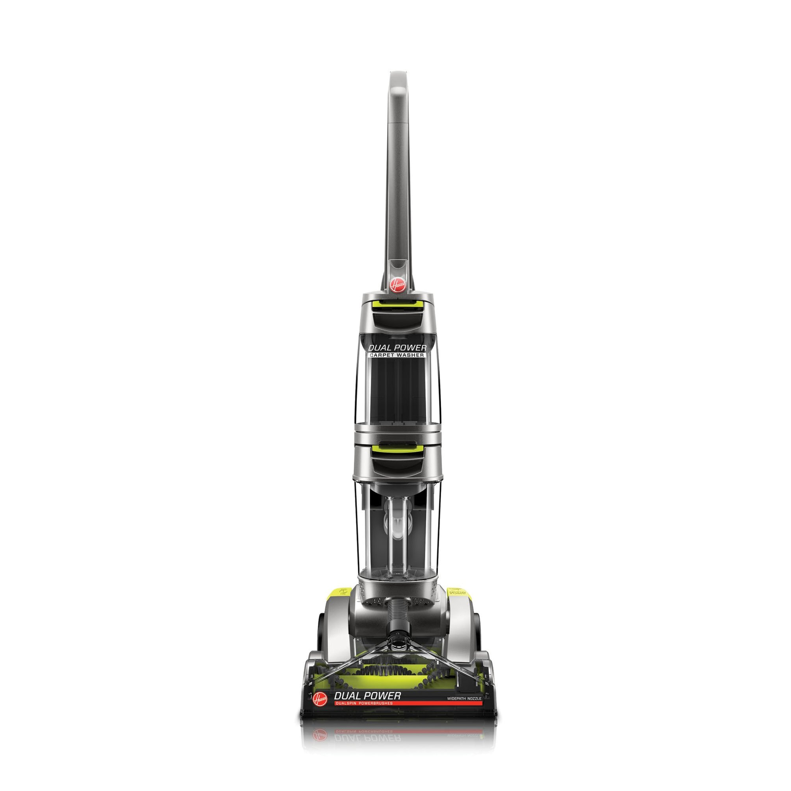 Hoover Dual Power Upright Carpet Cleaner, -FH50900
