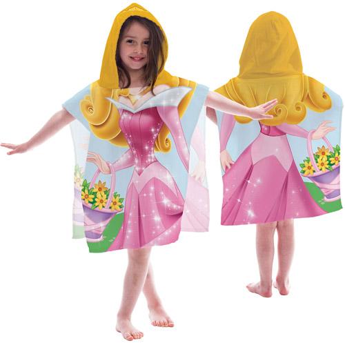 Licensed Hooded Poncho Bath Towel
