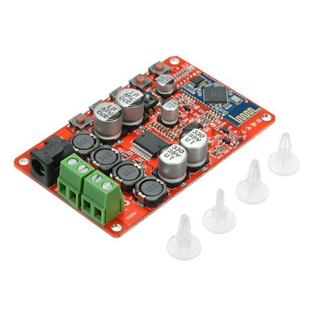 TDA7492P BT Amplifier Board Wireless Digital Audio Receiver BT4.0 - image 4 of 7