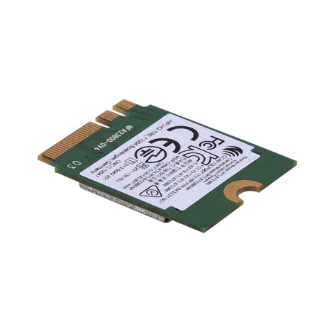 Qiilu 2.4G Bluetooth WIFI Wireless Card 2 in 1 for Dell/ Toshiba/ Acer/ Asus with NGFF M2 Slot , WIFI Card for NGFF M2, Bluetooth WIFI Card - image 2 of 6