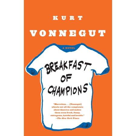 Breakfast of Champions : A Novel