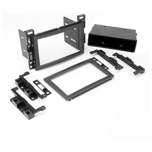 Scosche GM2500B - 2005-UP SELECT GM DOUBLE DIN AND DIN W/POCKET