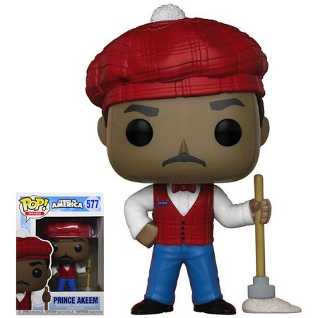 Prince Akeem #577 Coming to America POP! Vinyl Exclusive](Prince Akeem)