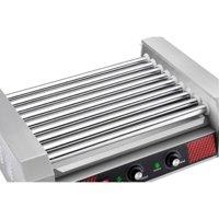 9-Roller Hot Dog Grilling Machine