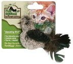 Play-N-Squeak Backyard Squeaking Bird Cat Toy