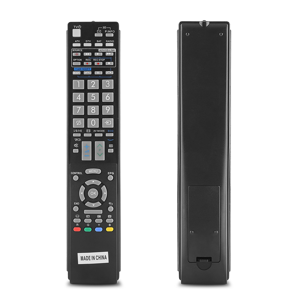 TV Remote Control ASHATA Universal Remote Control Controller Replacement for Samsung HDTV LED Smart TV AA59-00582A
