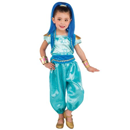 Shimmer and Shine Deluxe Shine Costume for Toddler