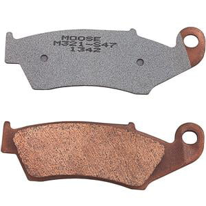 Moose Racing XCR Comp Brake Pads Front Fits 03-06 Yamaha Kodiak 450 YFM450FA 4x4