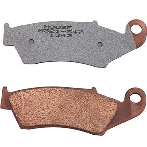 Moose Racing XCR Comp Brake Pads Front Fits 94-04 Kawasaki KX500