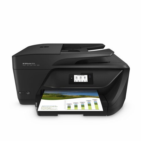 HP OfficeJet 6954 All-in-One Wireless Printer with Two-Sided Printing (P4C81A)