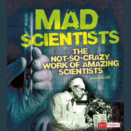 Mad Scientists - Audiobook](Halloween Mad Scientist Food)