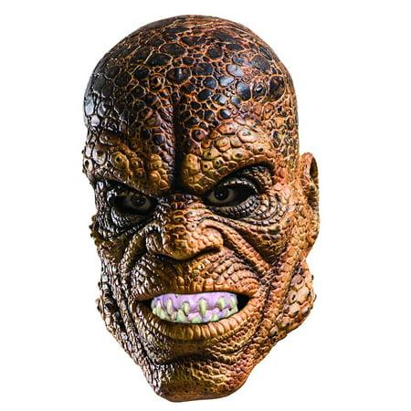 Suicide Squad Killer Croc Costume Mask Adult One Size - image 1 of 1