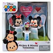 Disney Tsum Tsum Mickey & Minnie Tsweeties Minifigure Set