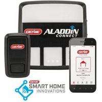 Genie 39226R- Aladdin Connect WiFi Garage Door Controller by Genie - Add-on Unit for Existing Garage Door Opener / Fits Most Brands & Models