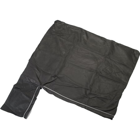 - 10 oz Non Woven Geotextile Disposal Sediment Filter Wetland Bag, 30' Length x 15' Width