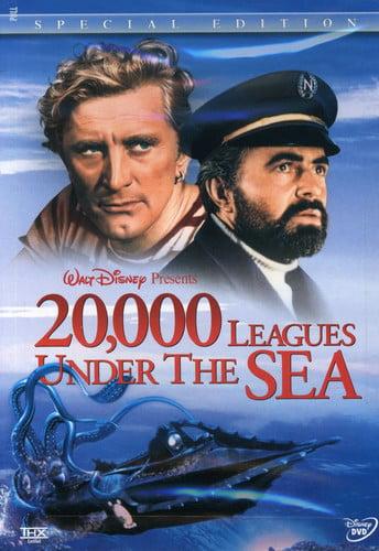 20,000 Leagues Under the Sea by DISNEY/BUENA VISTA HOME VIDEO