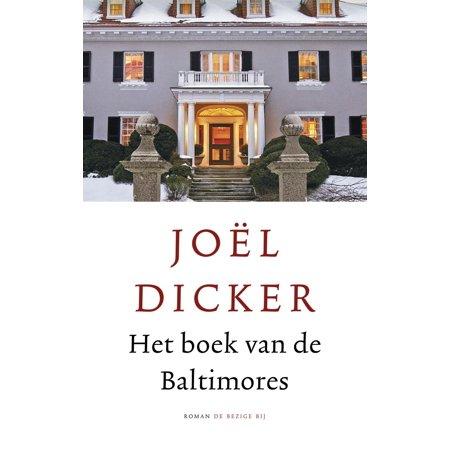 Het boek van de Baltimores - eBook