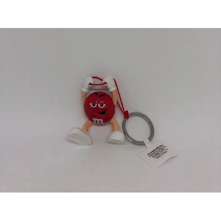 M&M's World Red String Keychain New with Tag (R32 Keychain)