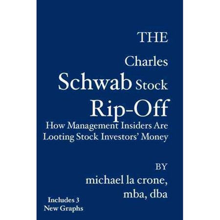 Charles schwab restricted stock options