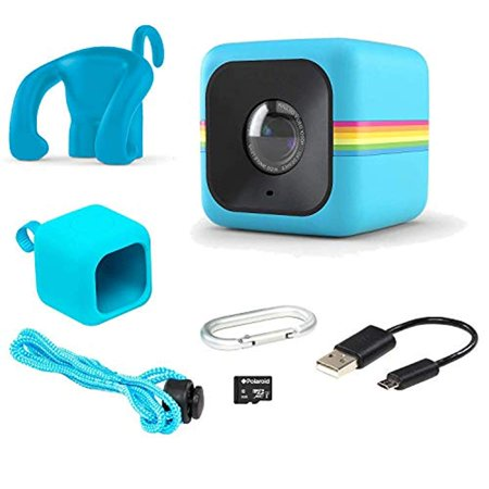 Polaroid Cube Act II – HD 1080p Mountable Weather-Resistant Lifestyle Action Video Camera & 6MP Still Camera w/ Image Stabilization, Sound Recording, Low Light Capability & Other Updated Features - image 6 of 6