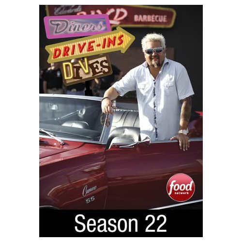Diners, Drive-ins and Dives: Roadtrippin' (Season 22: Ep. 5) (2015)
