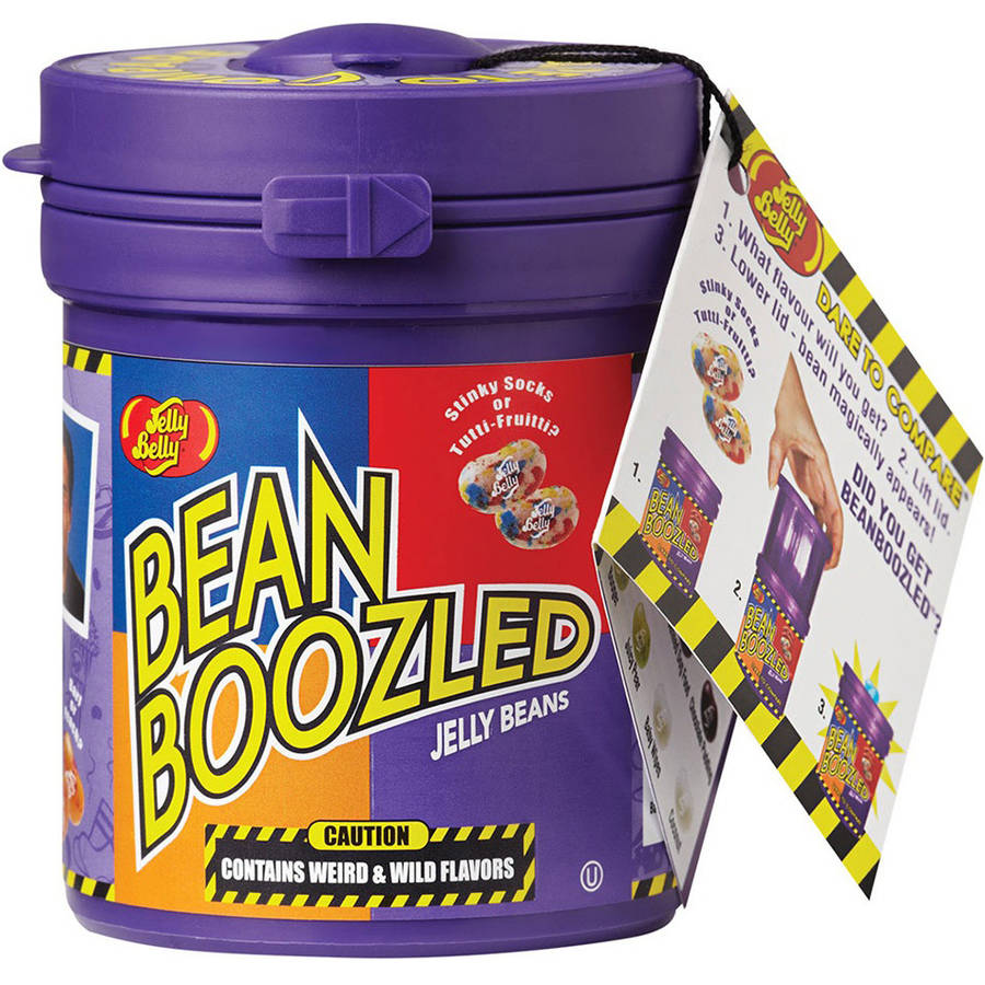 Jelly Belly Beanboozled Mystery Bean Jelly Belly Set Multi-Colored