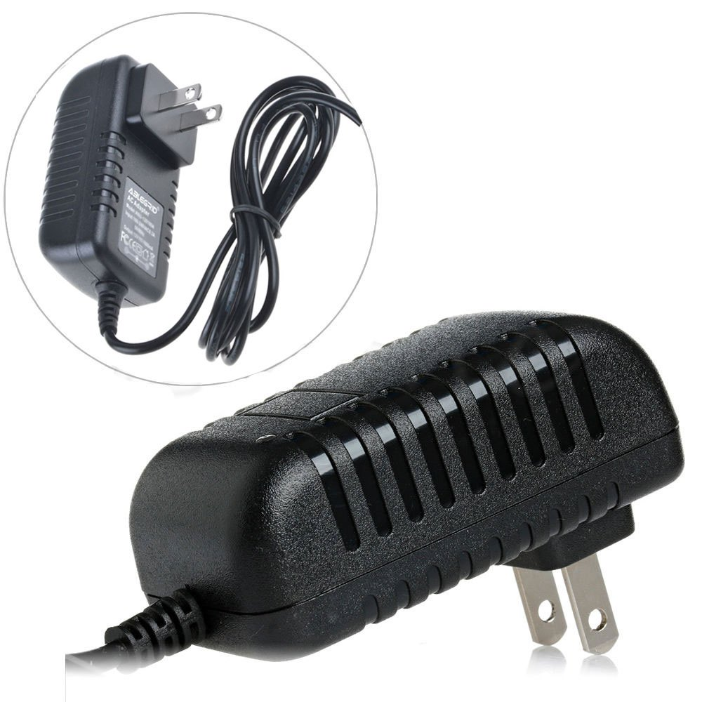 ABLEGRID Replacement CWT AC Adapter model KPC-024F 24W 12.0V 2.0A 4 Pin DIN Connector - image 1 of 3