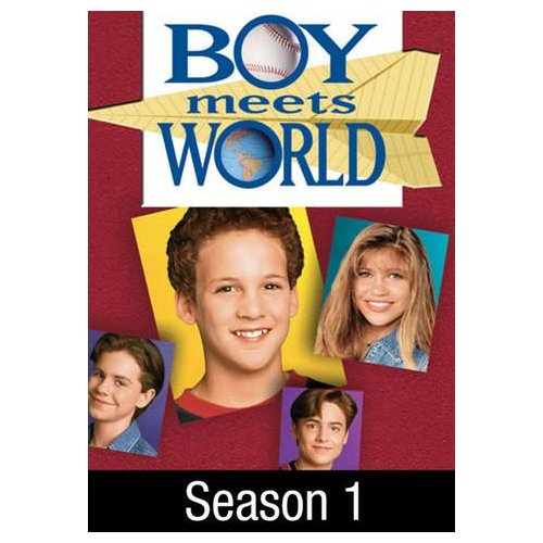 Boy Meets World: Season 1 (1993)