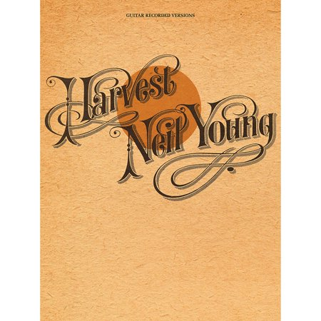 Hal Leonard Neil Young - Harvest Guitar Tab (Neil Young Heart Of Gold Guitar Tab)