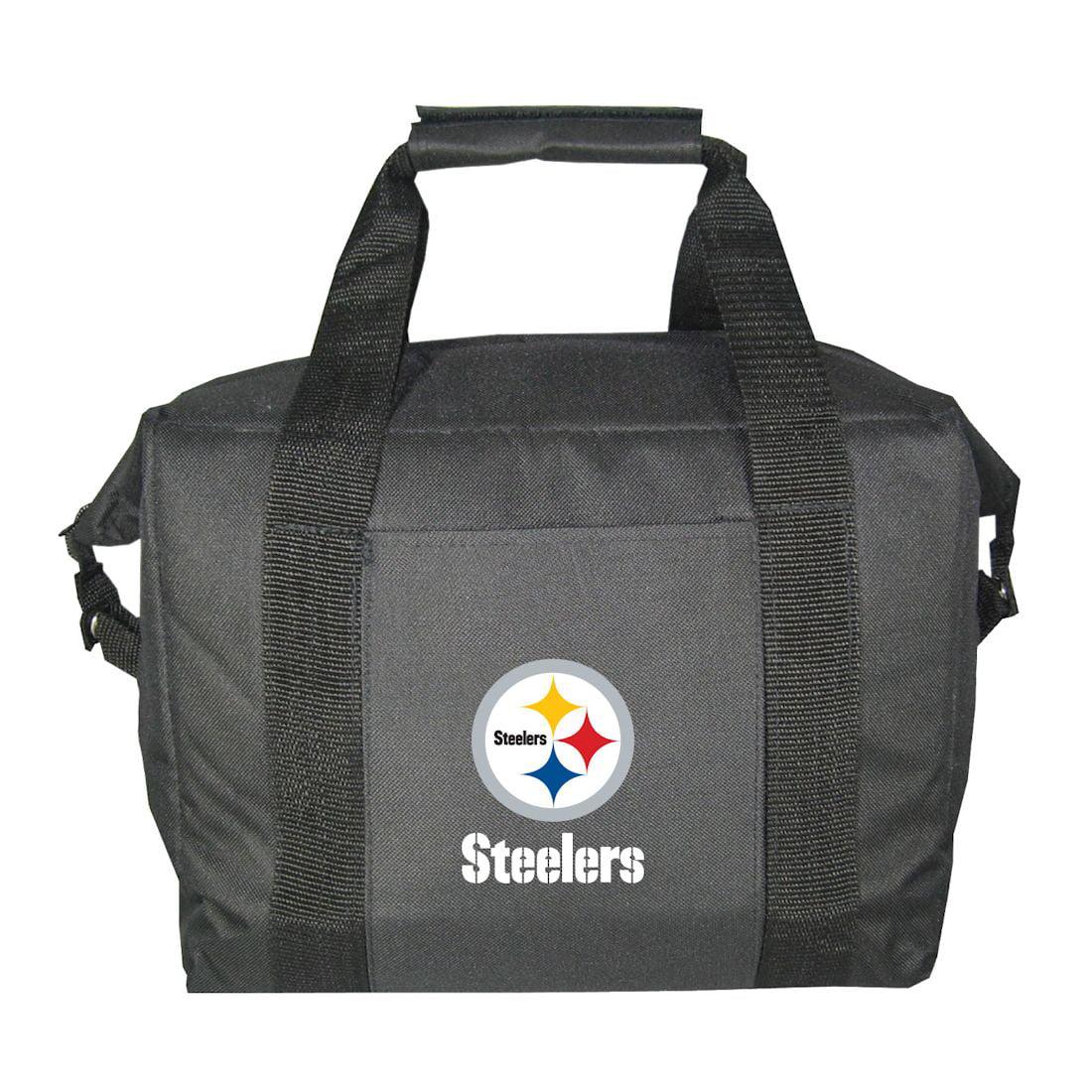 Pittsburgh Steelers 12 Pack Kolder Cooler Bag by