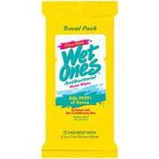 Wet Ones Hand Sanitizer Wipes, Citrus, 15 Count